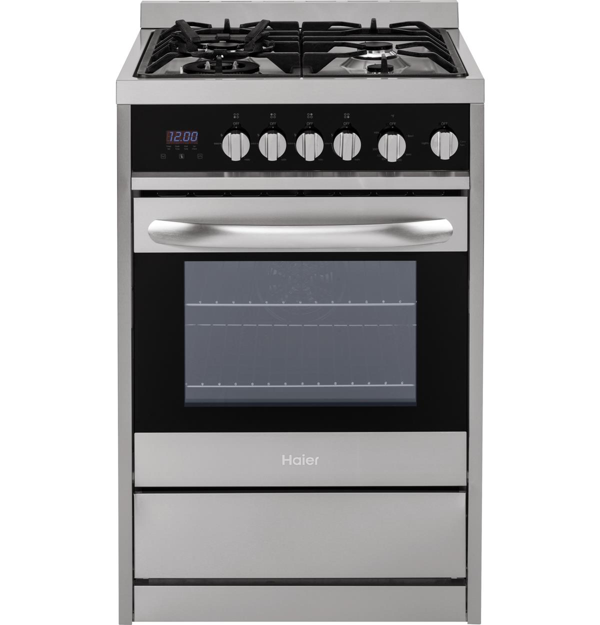 Stainless Free Standing Ranges Hcr2250ags Un Installed