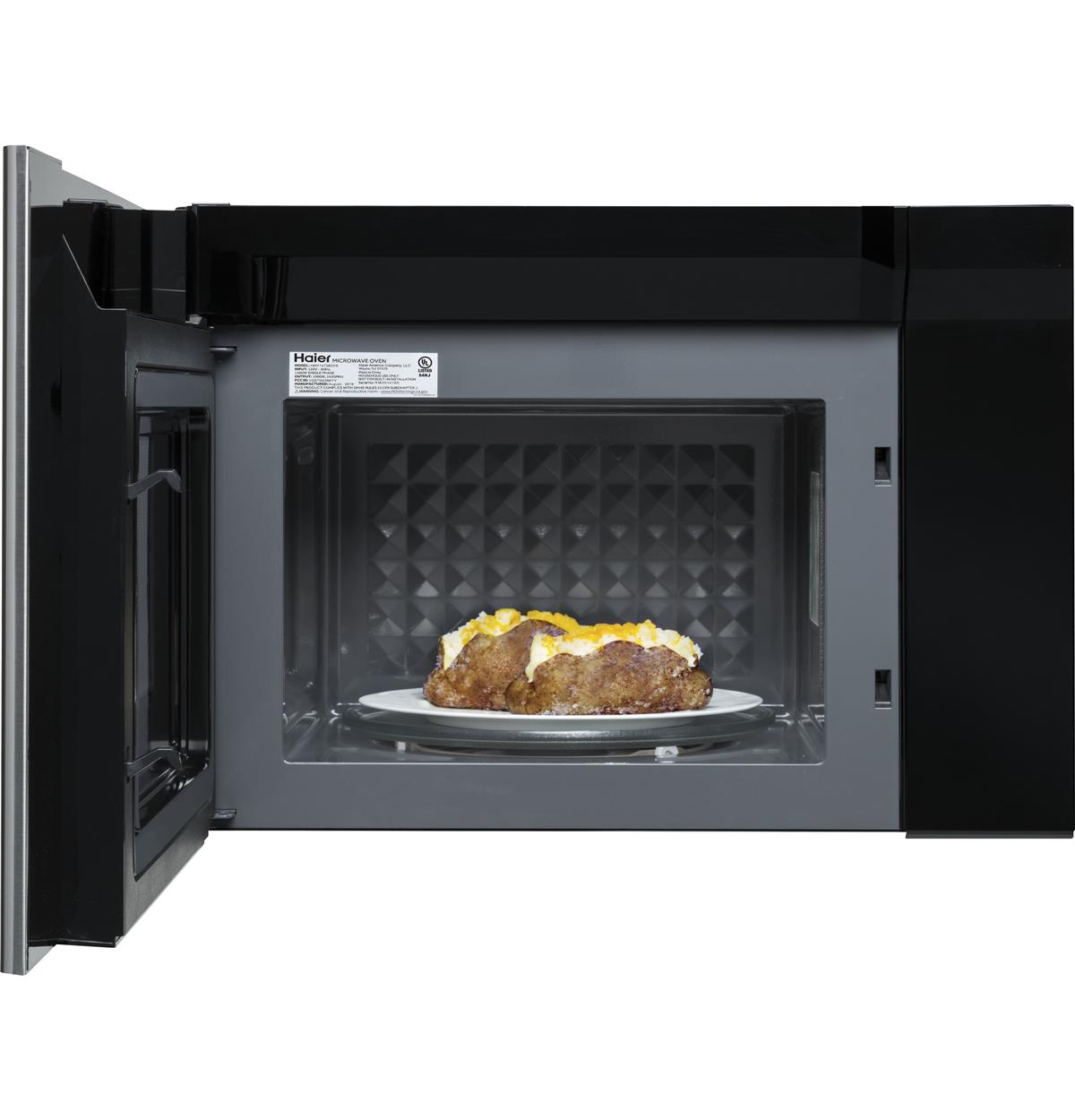 12 Inch High Over The Range Microwave Oven Bestmicrowave