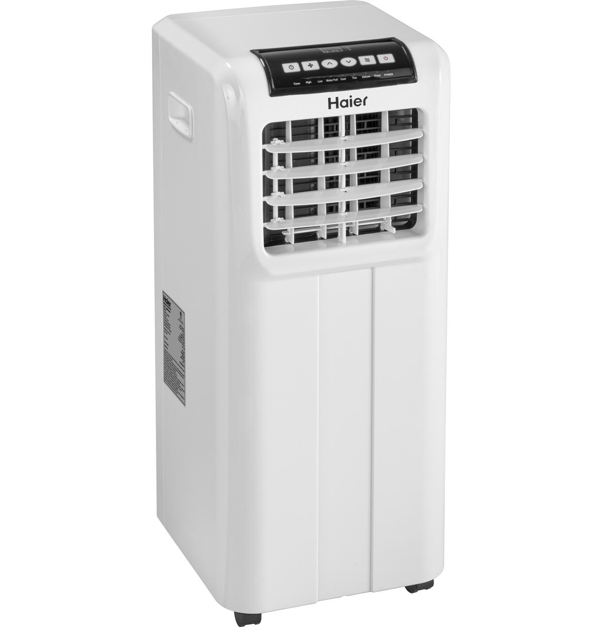 White Portable HPP10XCT Un-installed/free-standing