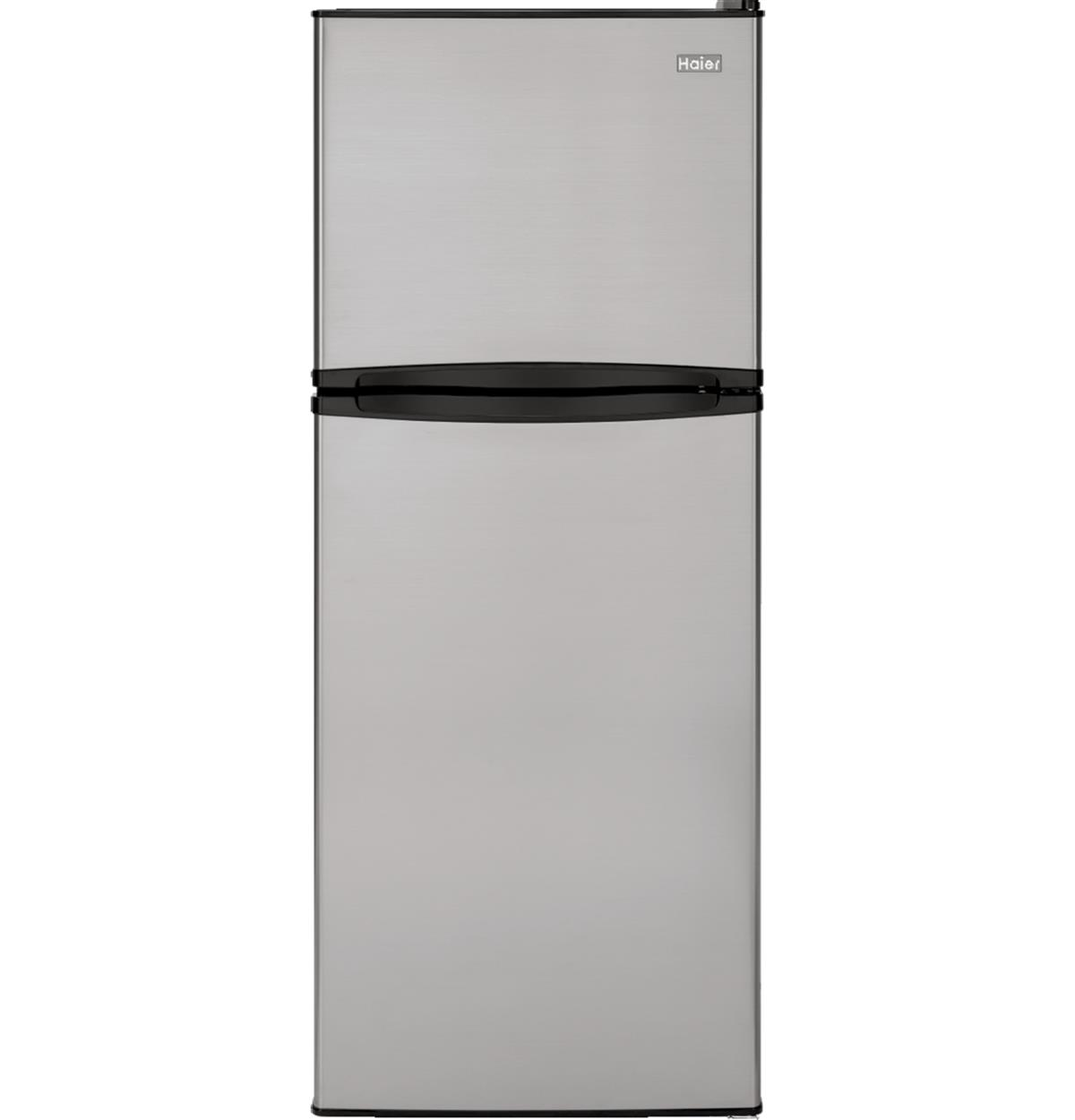 Stainless Top-Freezer HA10TG21SS Un-installed/free-standing
