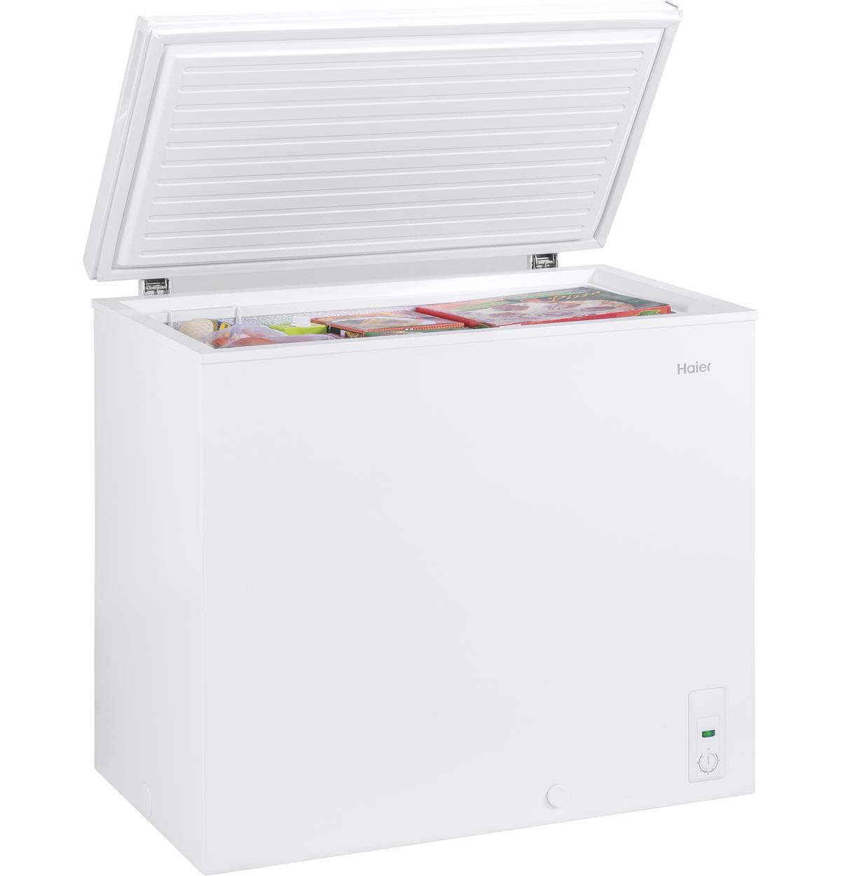 White Chest HF71CM33NW Un-installed/free-standing