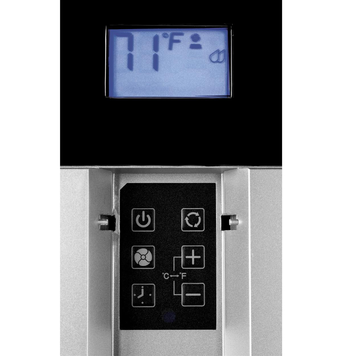 Portable HPND14XCT Control Panel