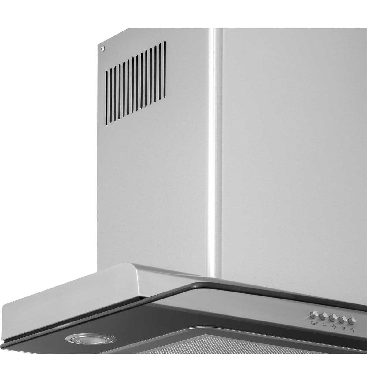 Stainless Wall-Mount Hoods HCH2100ACS Feature Photos