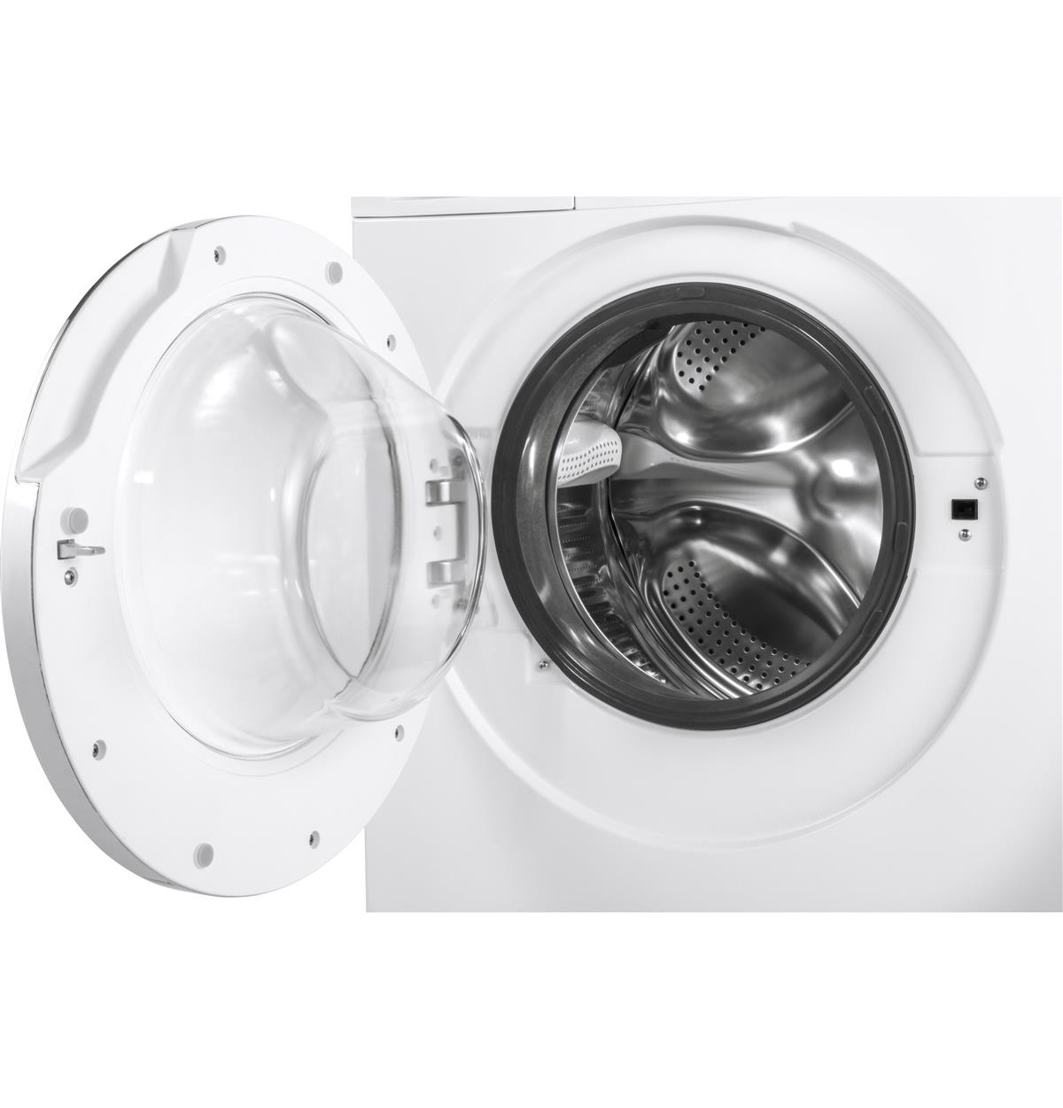 Hlc1700axw 24 Quot 2 0 Cu Ft Front Load Washer Dryer Combo
