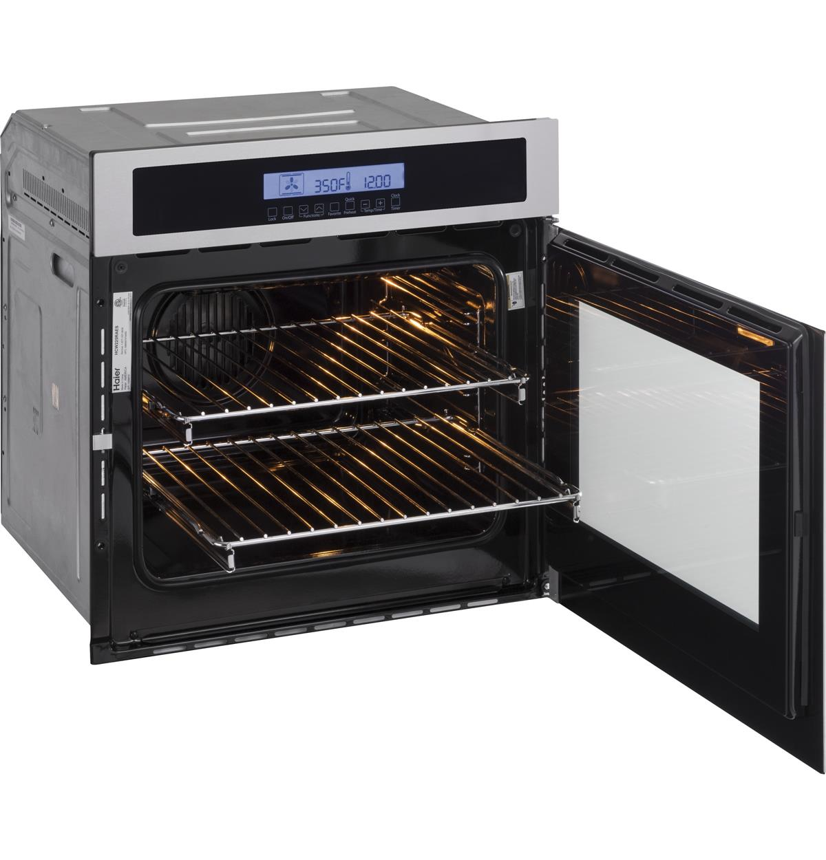 Stainless Built-In Ovens HCW225RAES Un-installed/free-standing
