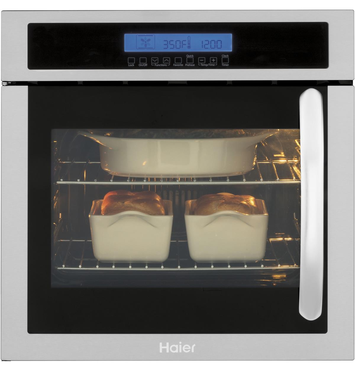 Stainless Built-In Ovens HCW225LAES Un-installed/free-standing