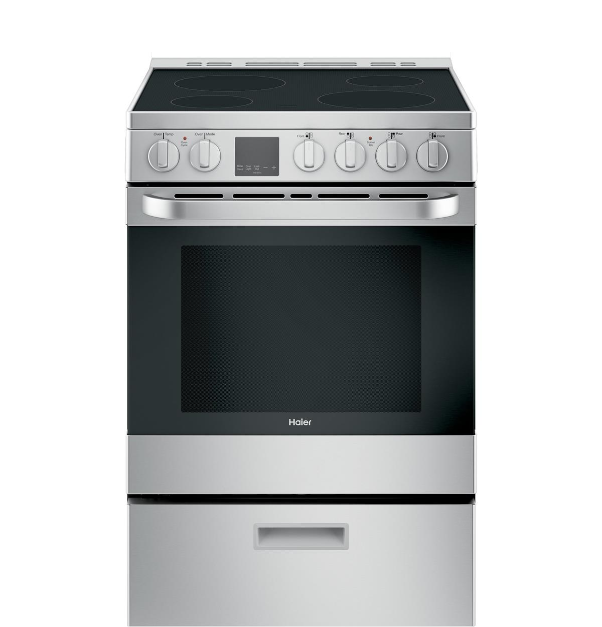 Stainless Free Standing Ranges QAS740RMSS Un-installed/free-standing