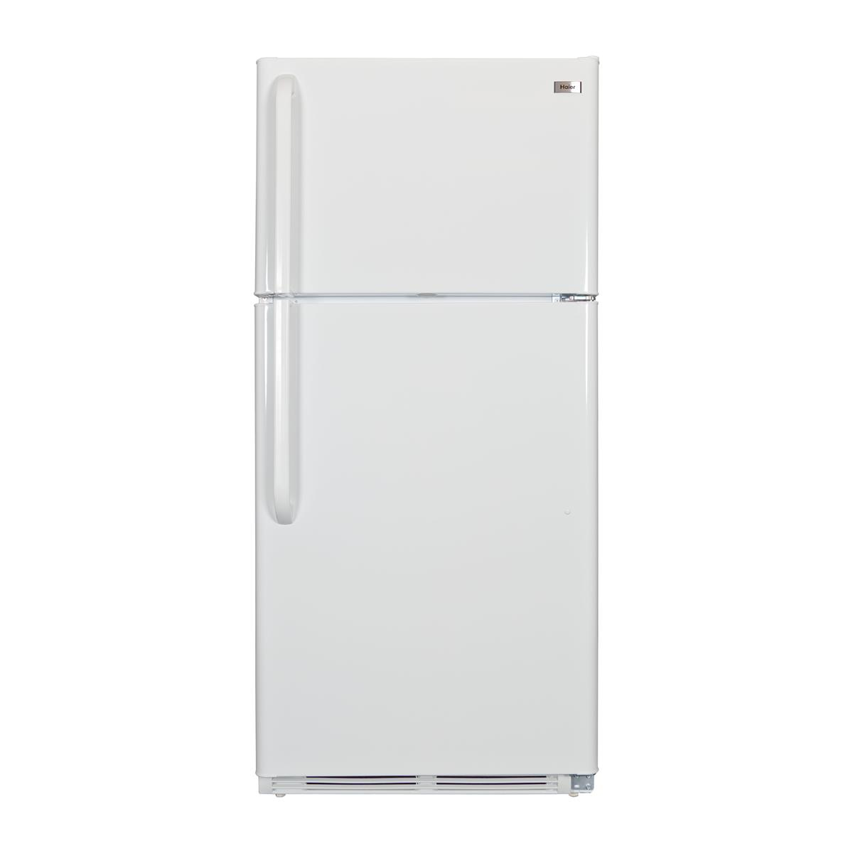 Smooth White Top-Freezer HT21TS85SP HaierImages