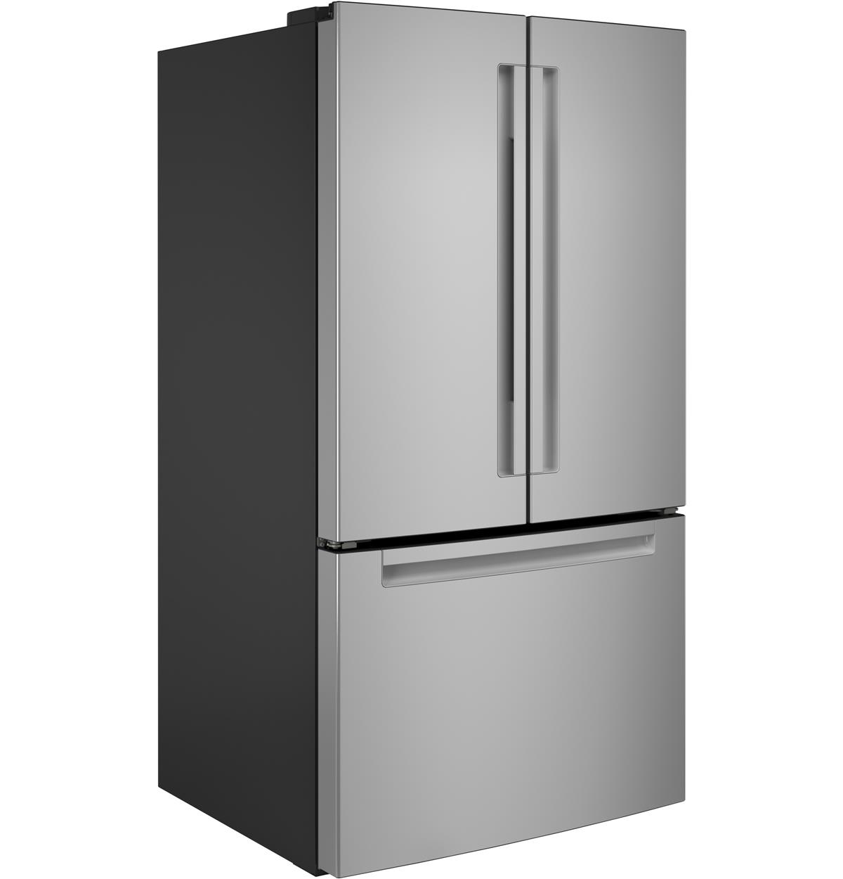 Stainless Steel Bottom-Freezer QNE27JSMSS Un-installed/free-standing