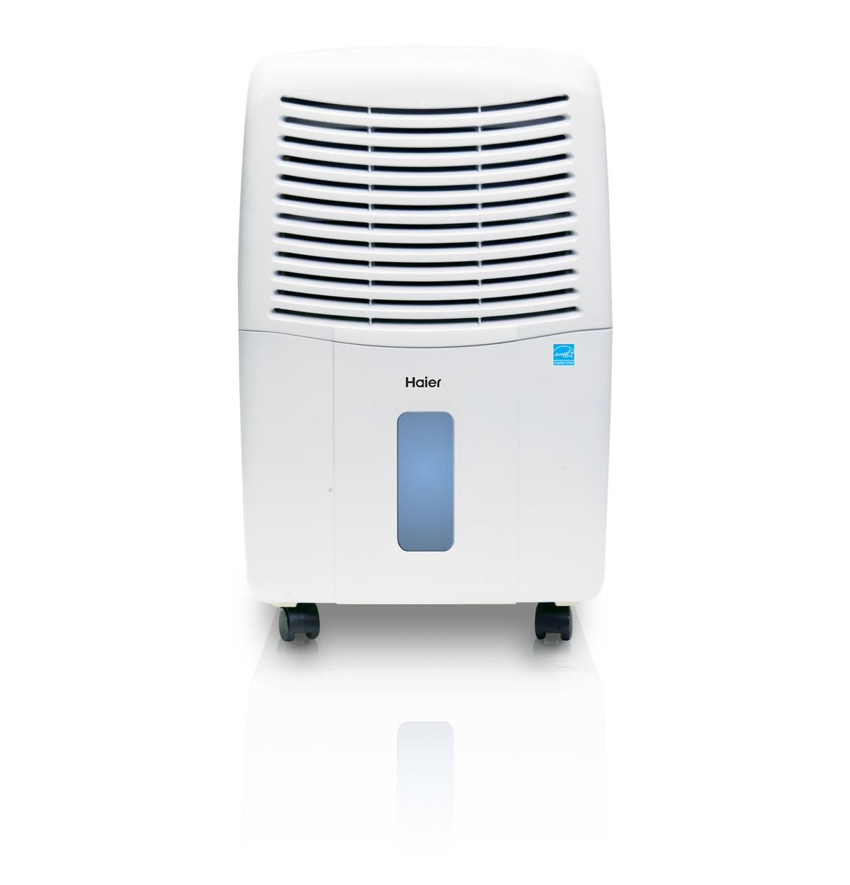 White Dehumidifiers HEH50ET Un-installed/free-standing