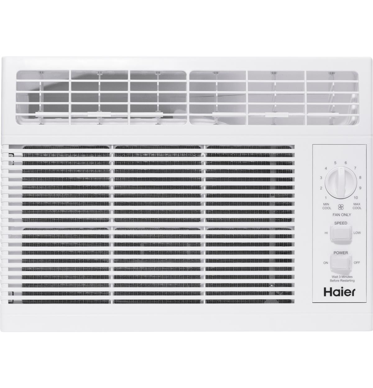 Haier Air Conditioners - Ductless, Portable Window Unit ... on
