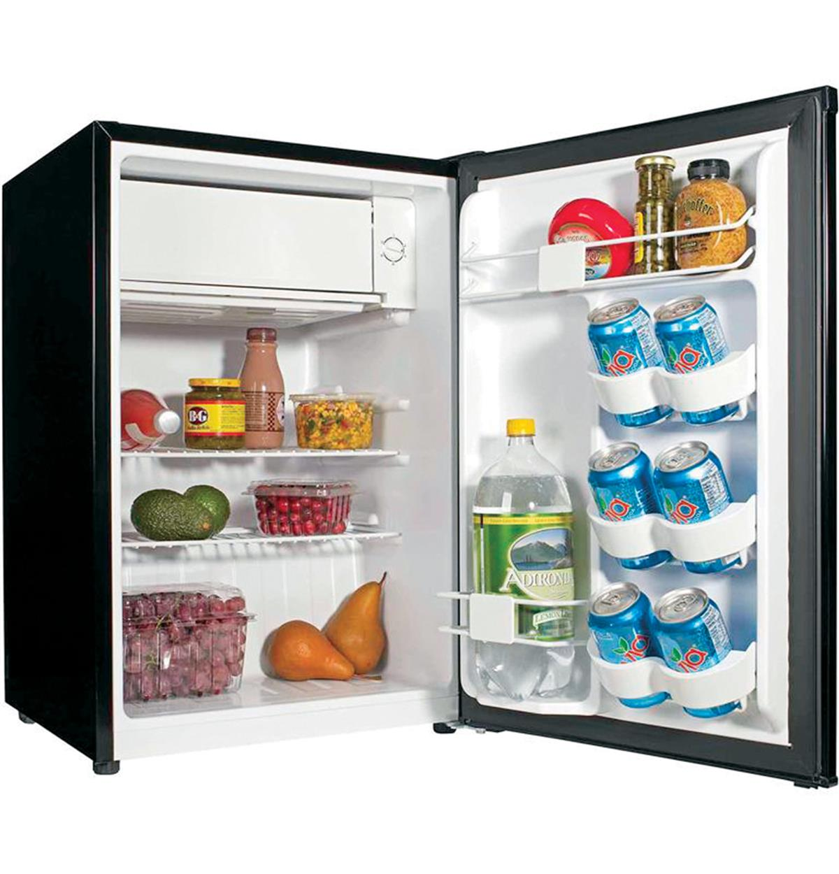Hc27sw20rb 2 7 Cu Ft Compact Refrigerator Haier