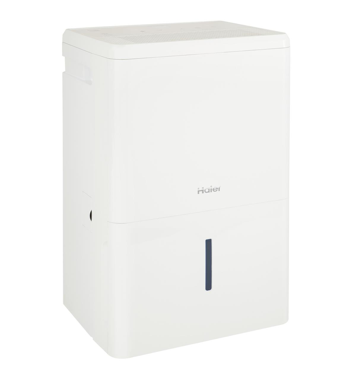 White Dehumidifiers QDHR50LZ Un-installed/free-standing