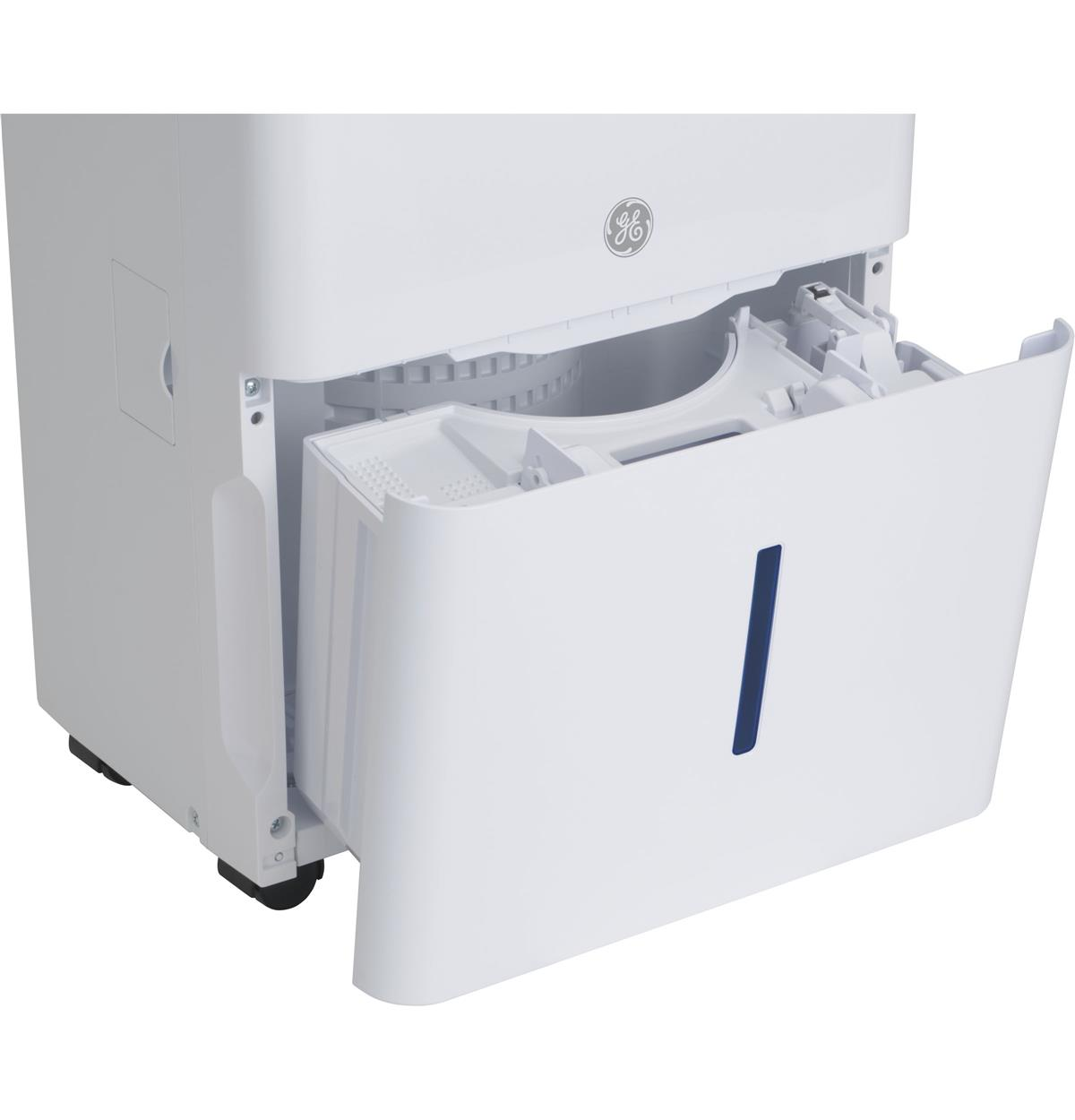 White Dehumidifiers QDHR20LZ Un-installed/free-standing