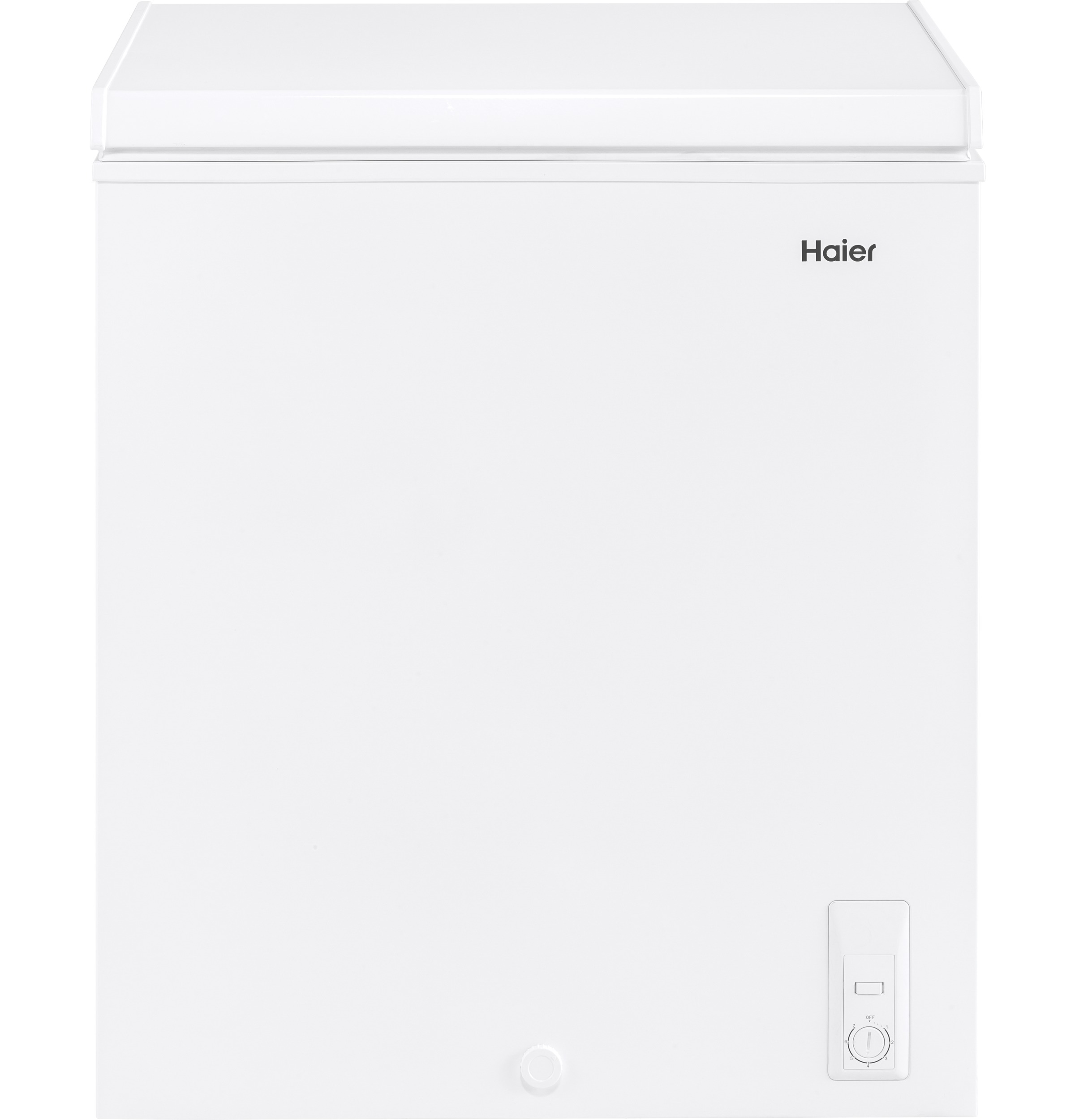 HF50CW20W -5.0 Cu. Ft. Capacity Chest Freezer | Haier Appliances