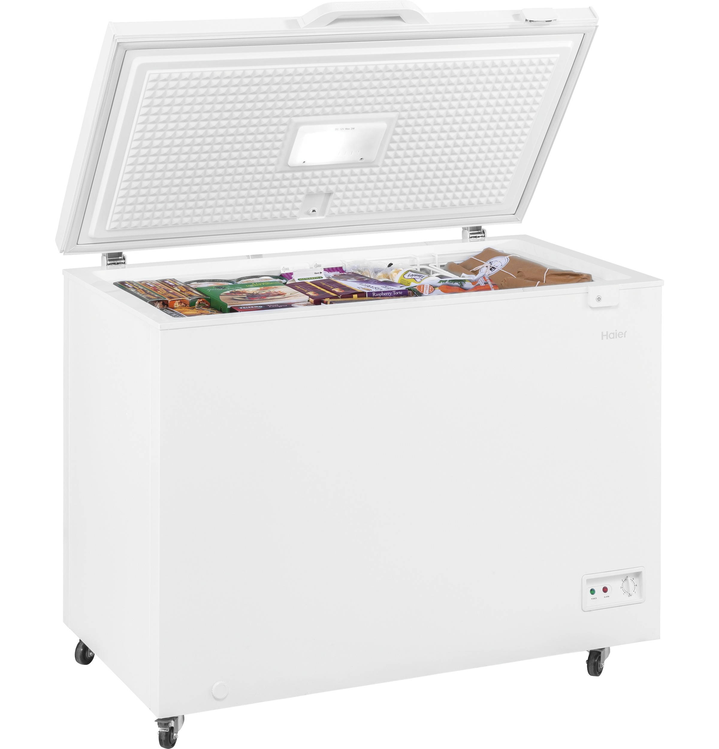 HFC9204ACW -9.2 Cu. Ft. Chest Freezer | Haier Appliances