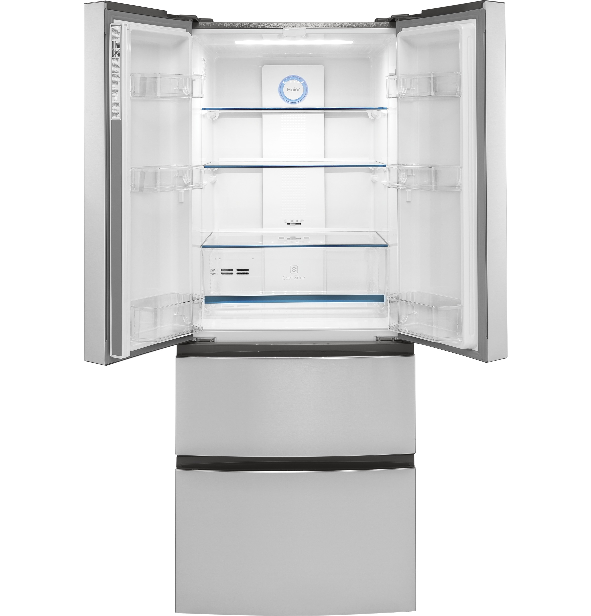 HRF15N3AGS -15 Cu. Ft. French Door Refrigerator