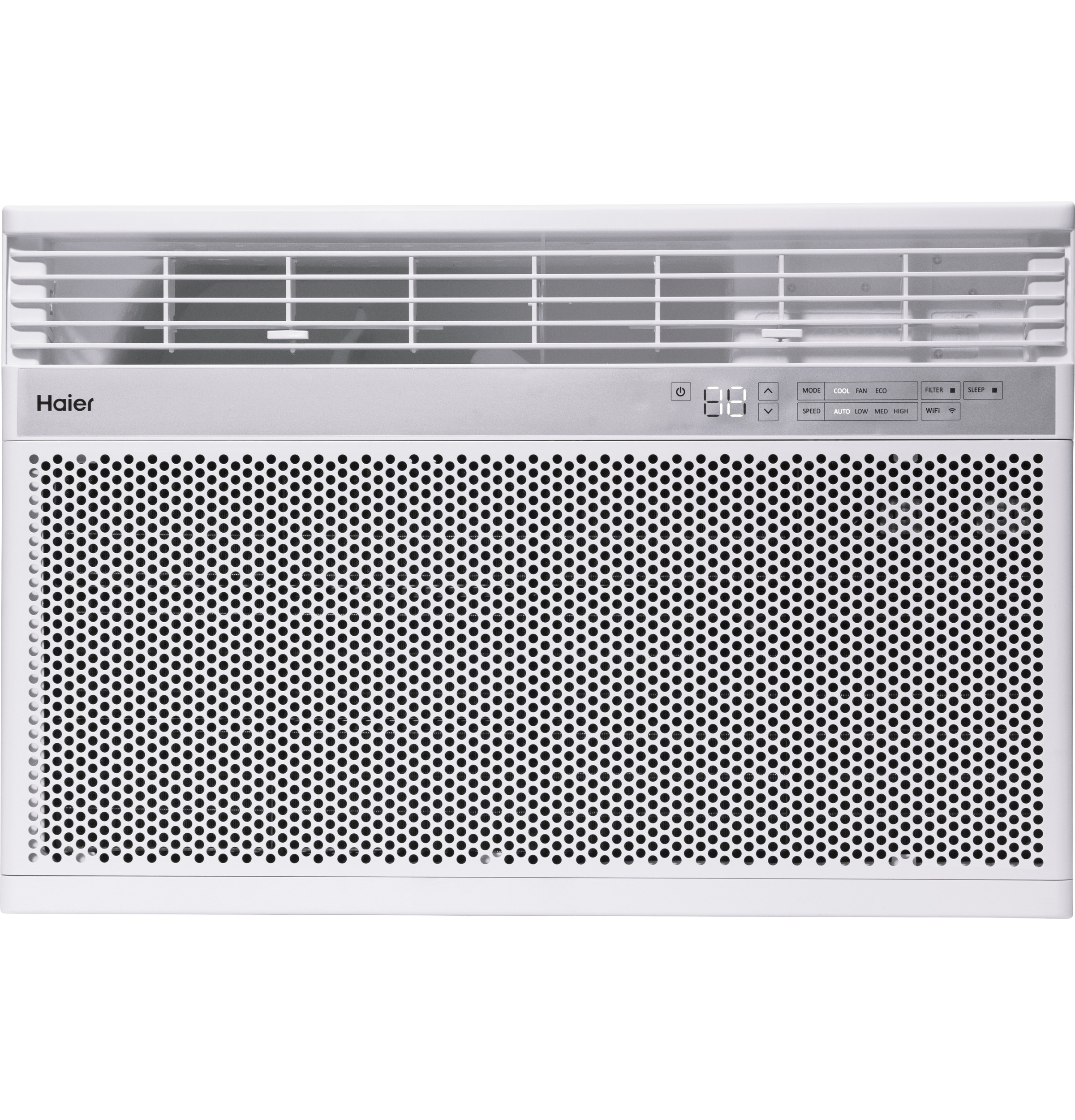 haier window air conditioner manual