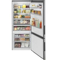 Stainless Bottom-Freezer HRB15N3BGS Un-installed/free-standing