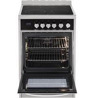 Stainless Free Standing Ranges HCR2250AES Un-installed/free-standing