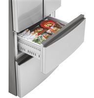 Stainless Bottom-Freezer HRF15N3AGS Un-installed/free-standing
