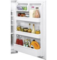 White Top-Freezer HRT18RCWW Un-installed/free-standing
