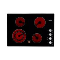 Black Cooktops HCC3320AES Un-installed/free-standing