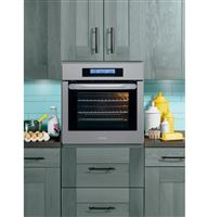 Stainless Built-In Ovens HCW2360AES Installed